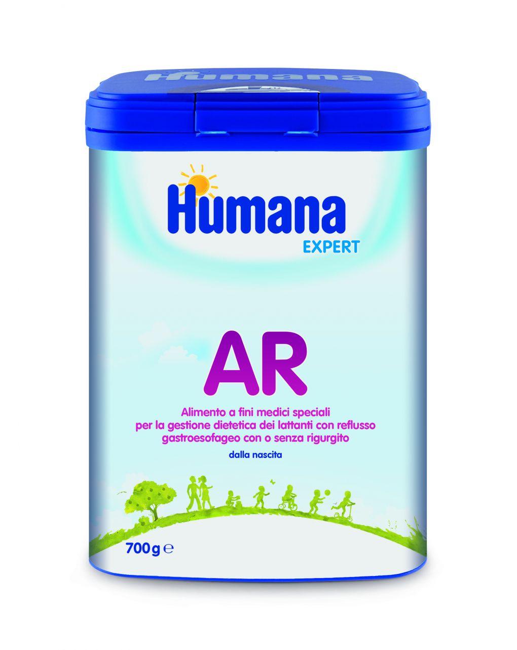 Latte humana  ar 700gr - Humana