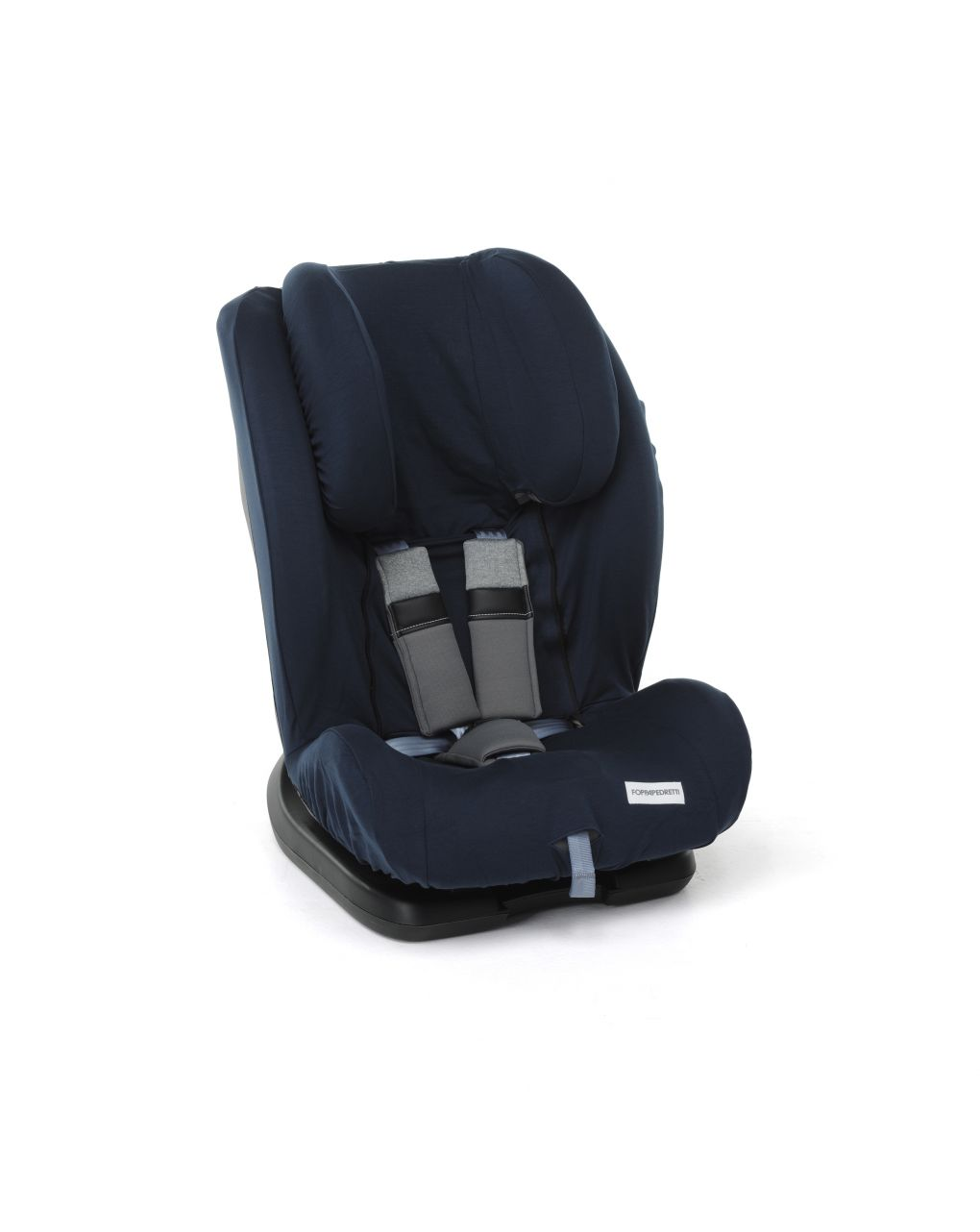 Cover blue in  tencel™ lyocell per seggiolino re-klino/re-klino fix - Foppapedretti