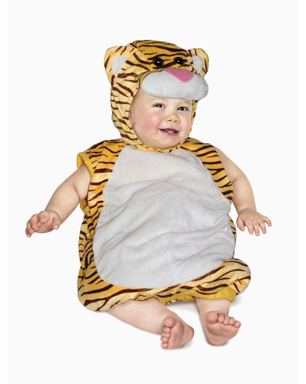 Costume tigrotto baby 12 mesi - Carnaval Queen