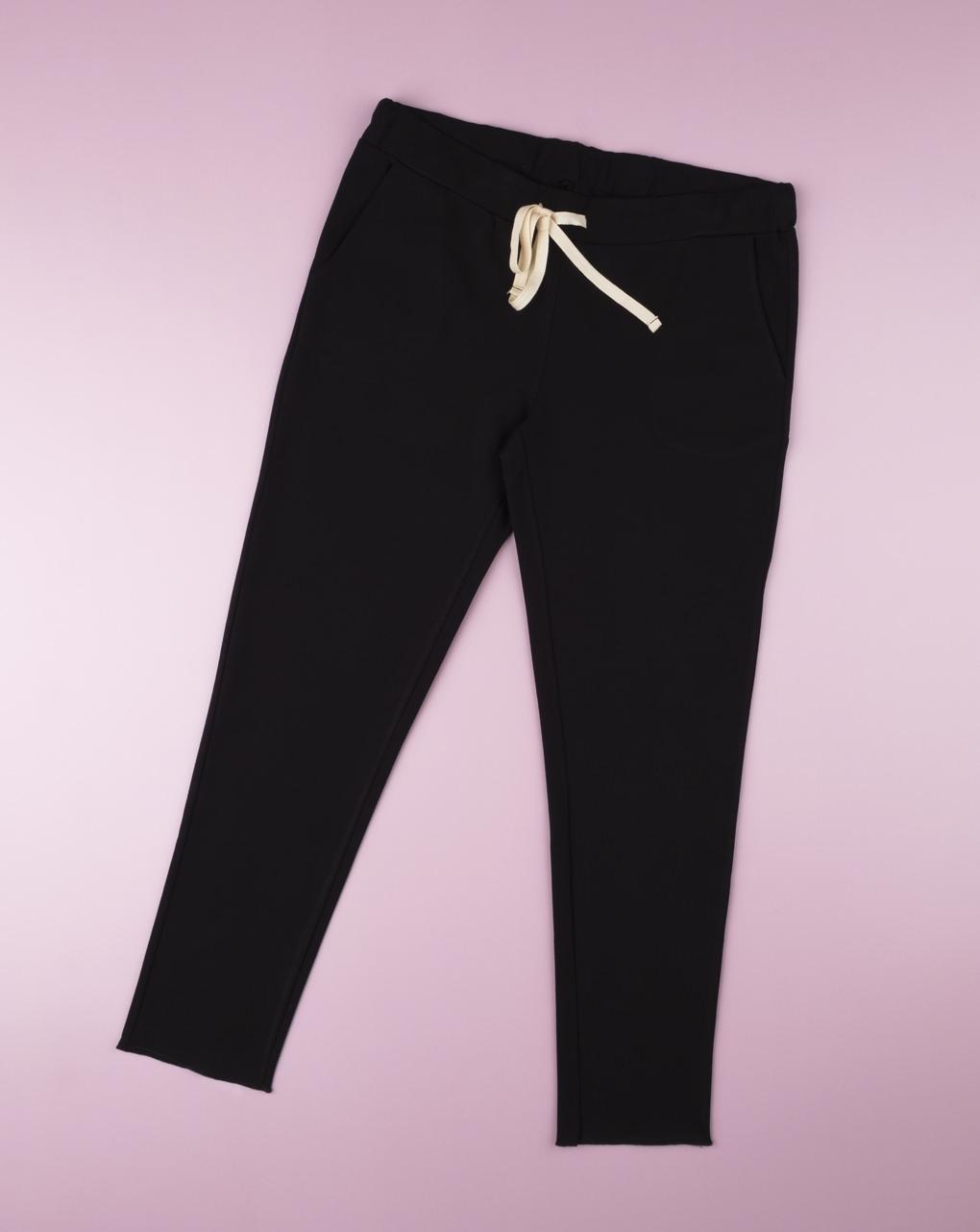 Pantalone jogger black - Prénatal