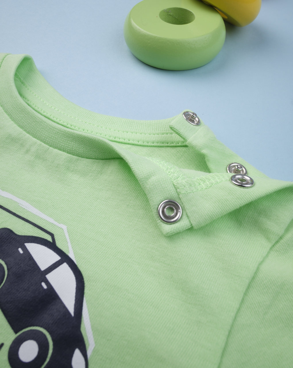 """T-shirt boy """"pit stop"""" - Prénatal"""