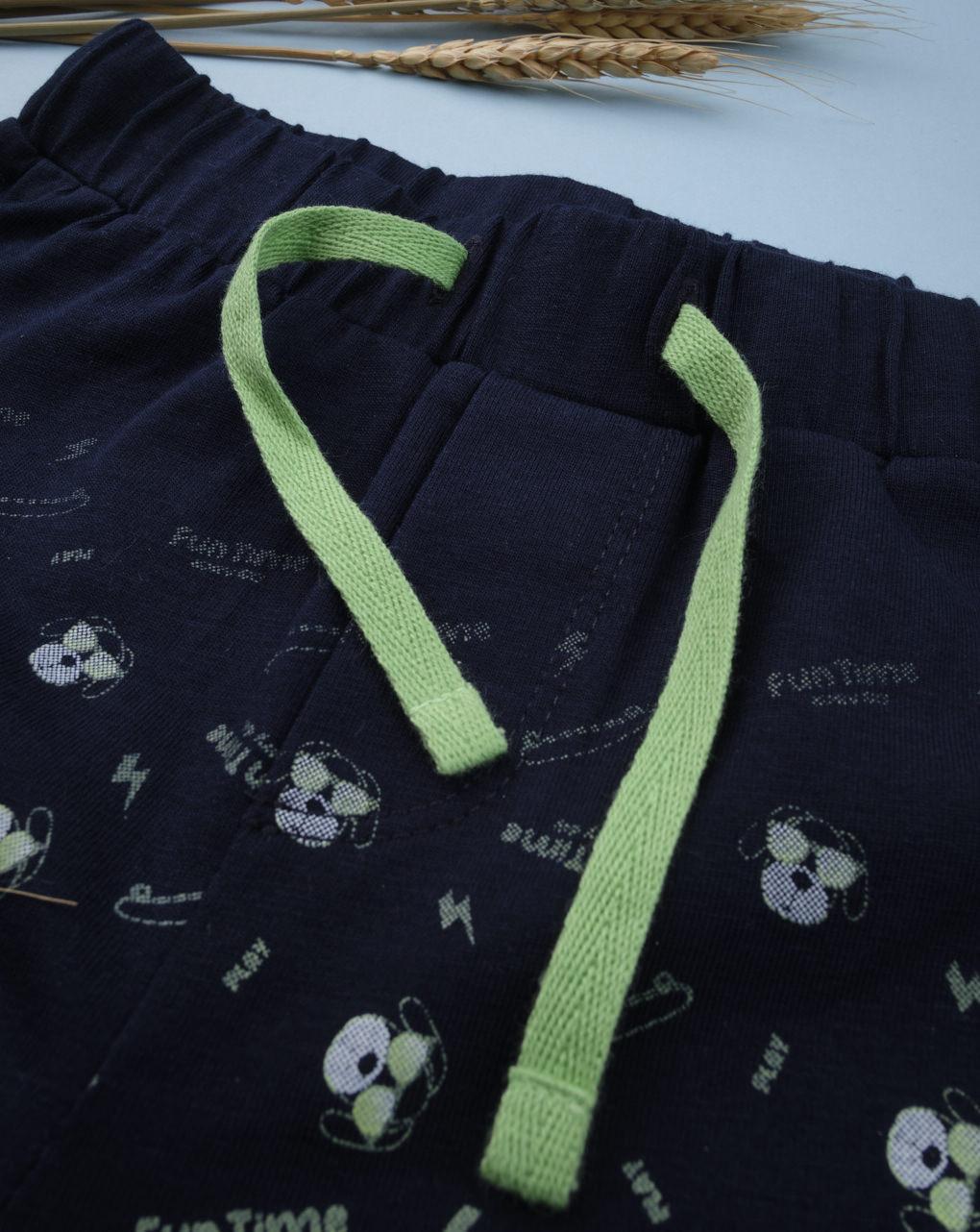 """Shorts boy """"fun time"""" - Prénatal"""