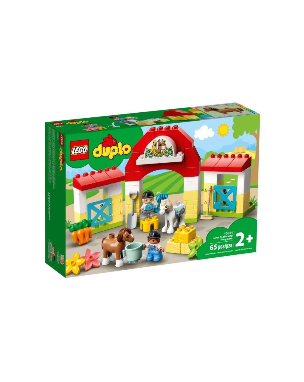 Lego duplo - maneggio - LEGO Duplo