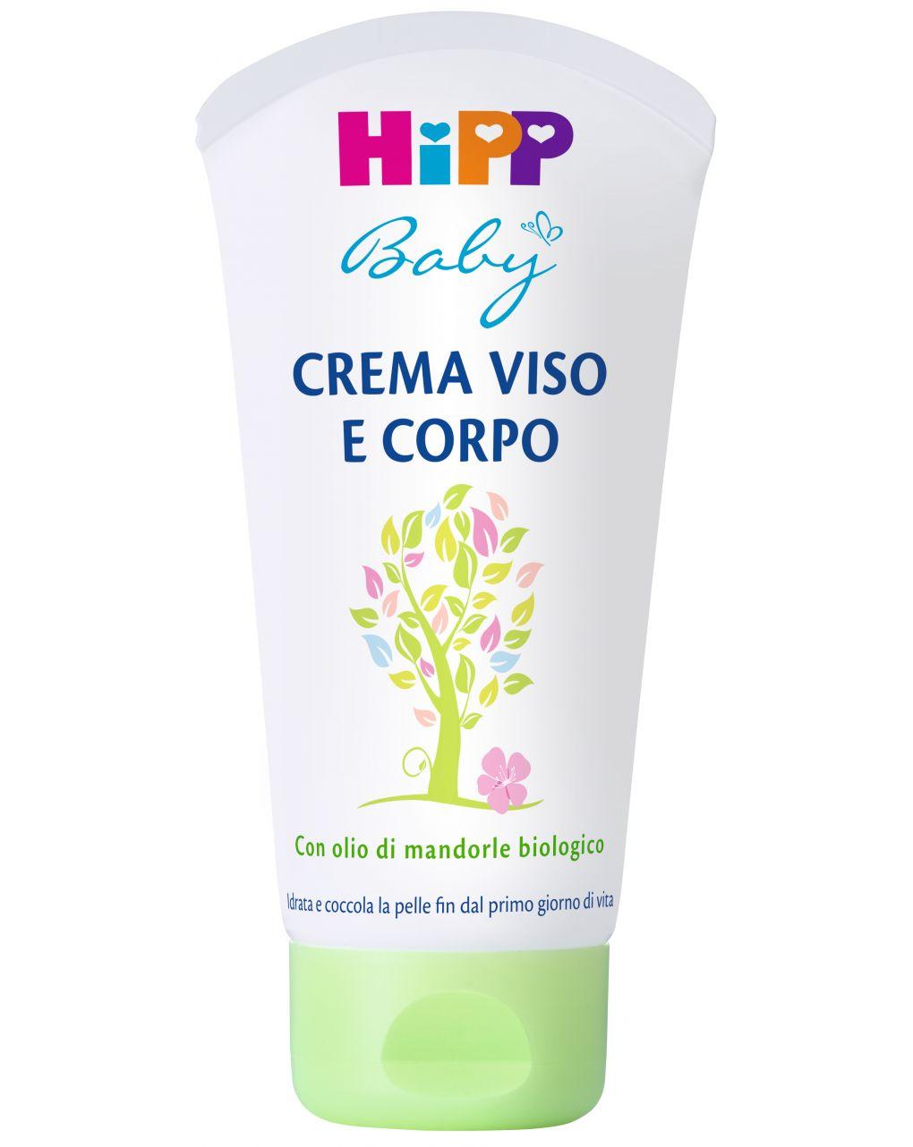 Crema viso e corpo 75 ml - Hipp