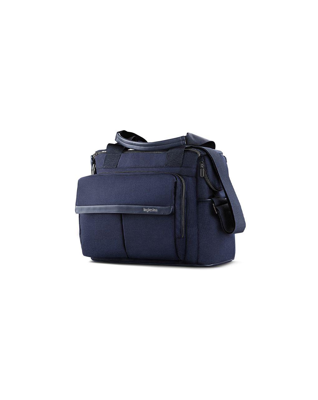 Borsa dual bag aptica portland blue - Inglesina