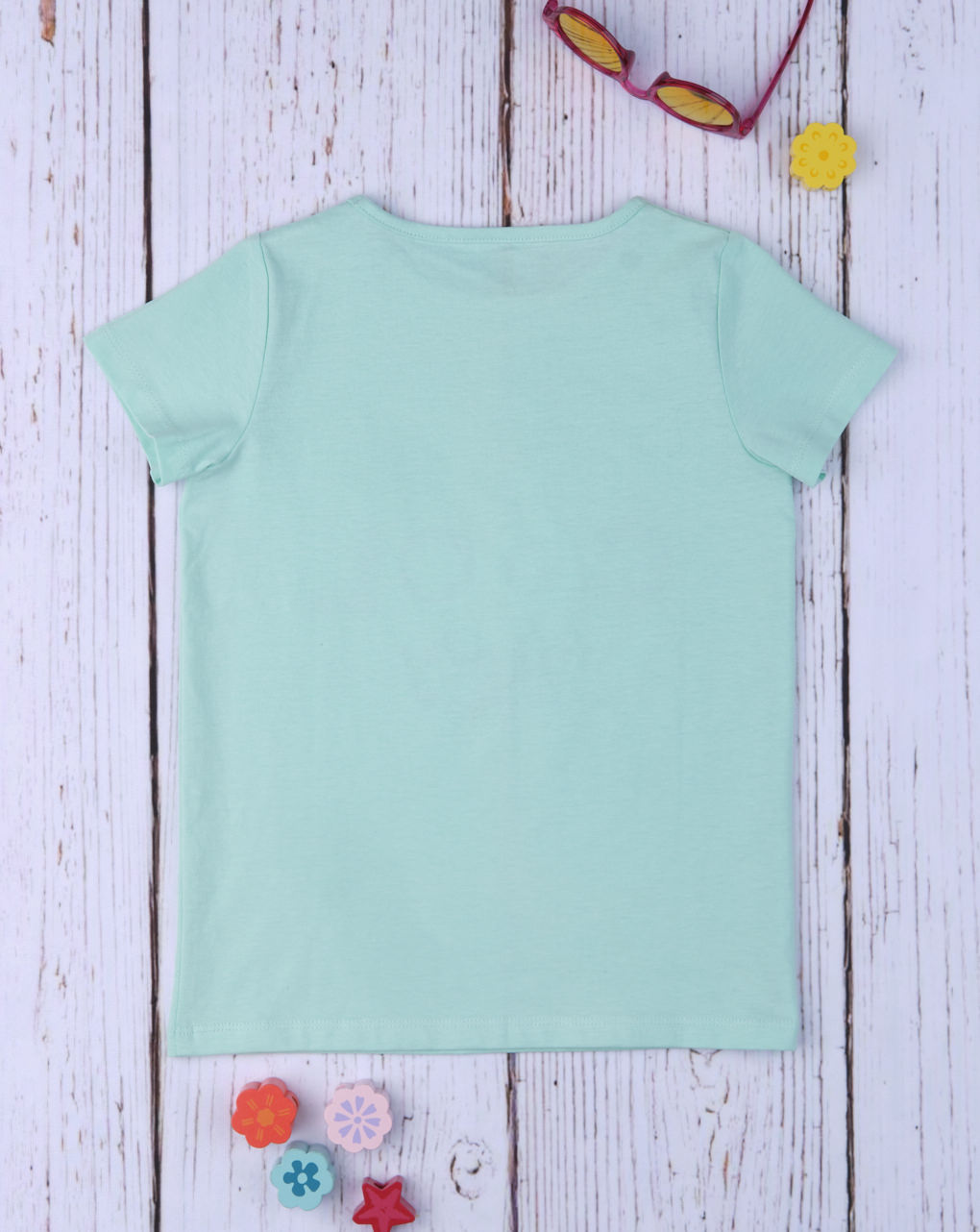"T-shirt girl ""cool party"" - Prénatal"