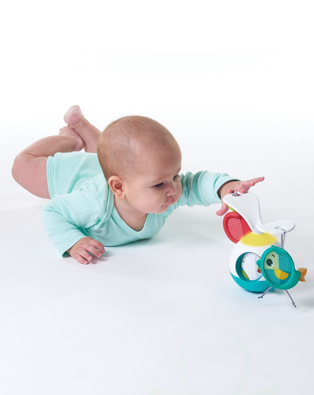 Tiny love - tummy time mobile meadow days - Tiny Love