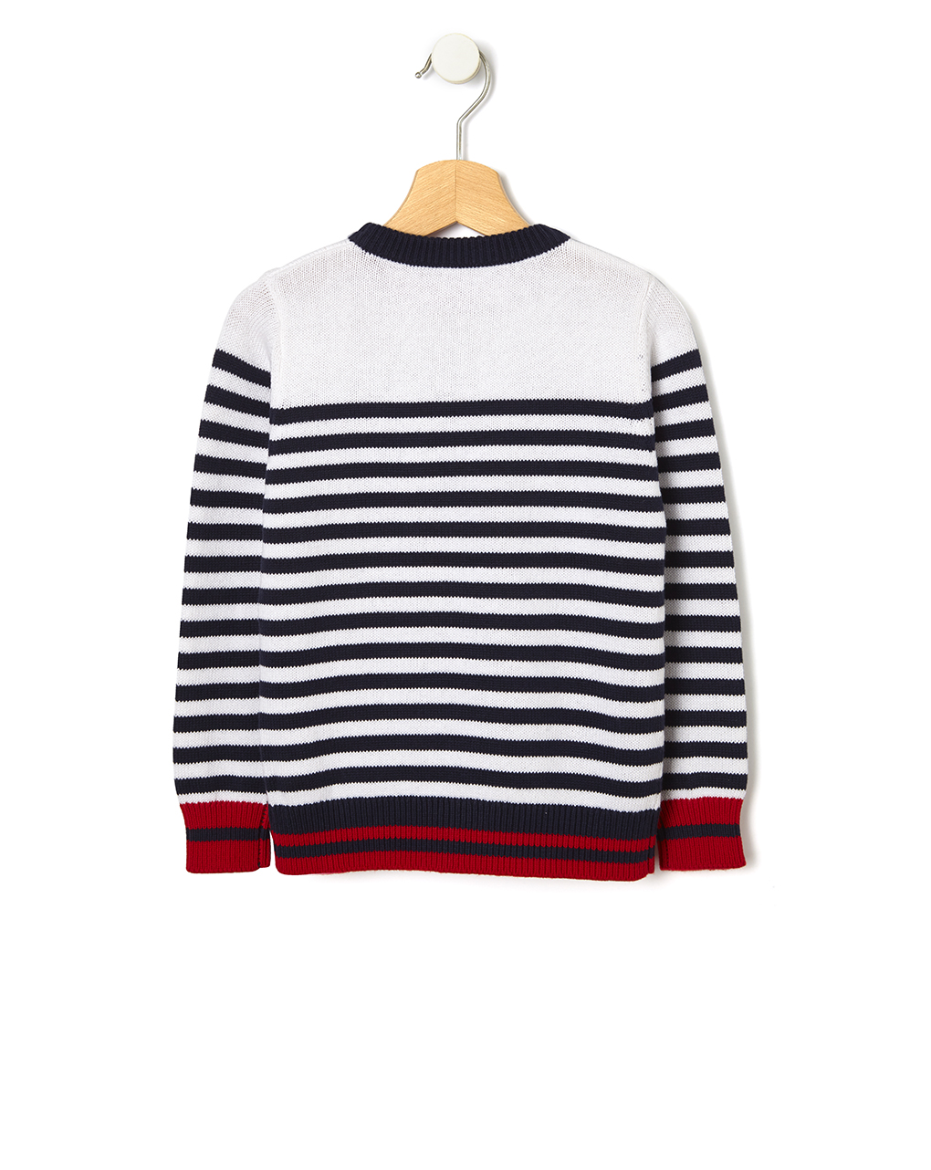 Maglia tricot navy - Prénatal