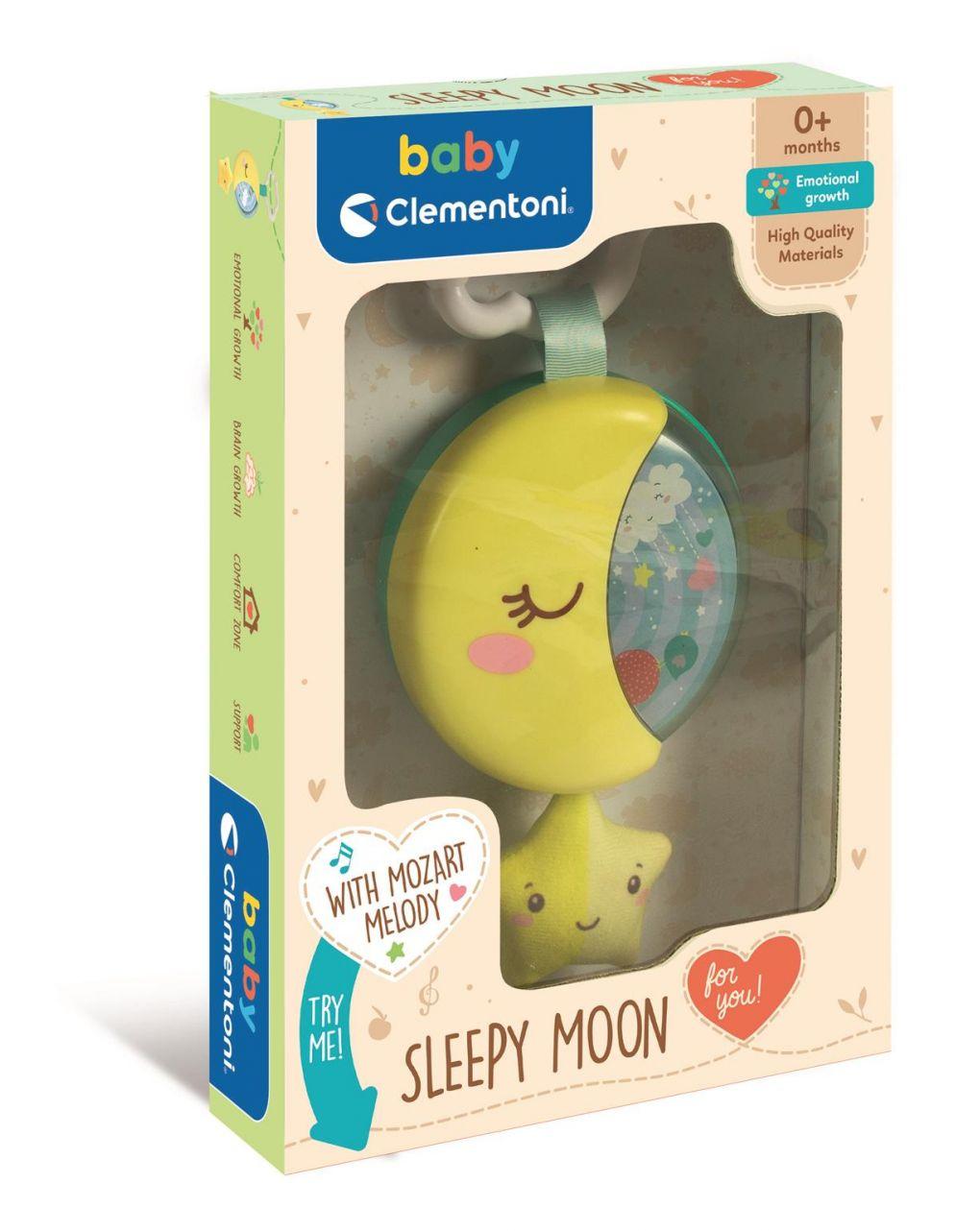 Baby clementoni - sleepy moon - Clementoni