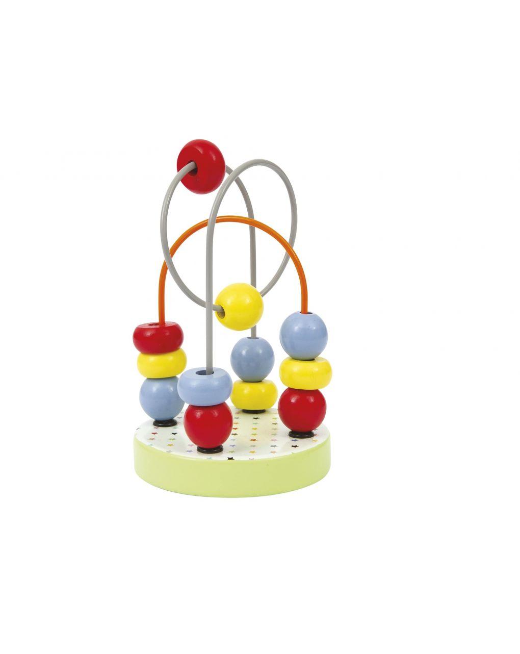 Wood'n'play - mini labirinto - Wood'N'Play