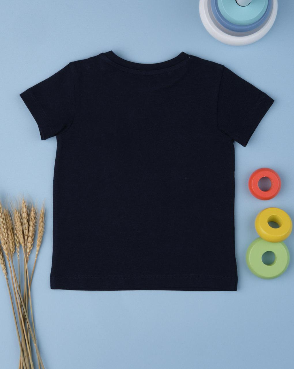 """T-shirt boy """"cane astronauta"""" - Prénatal"""