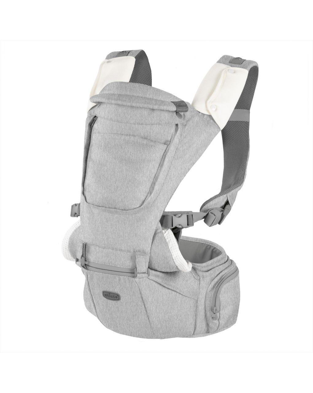 Marsupio hip seat titanium - Chicco