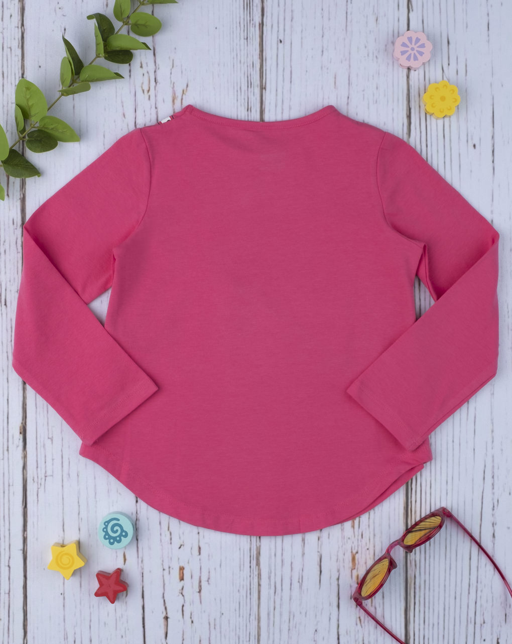 "T-shirt girl con ""cuore a zip"" - Prénatal"