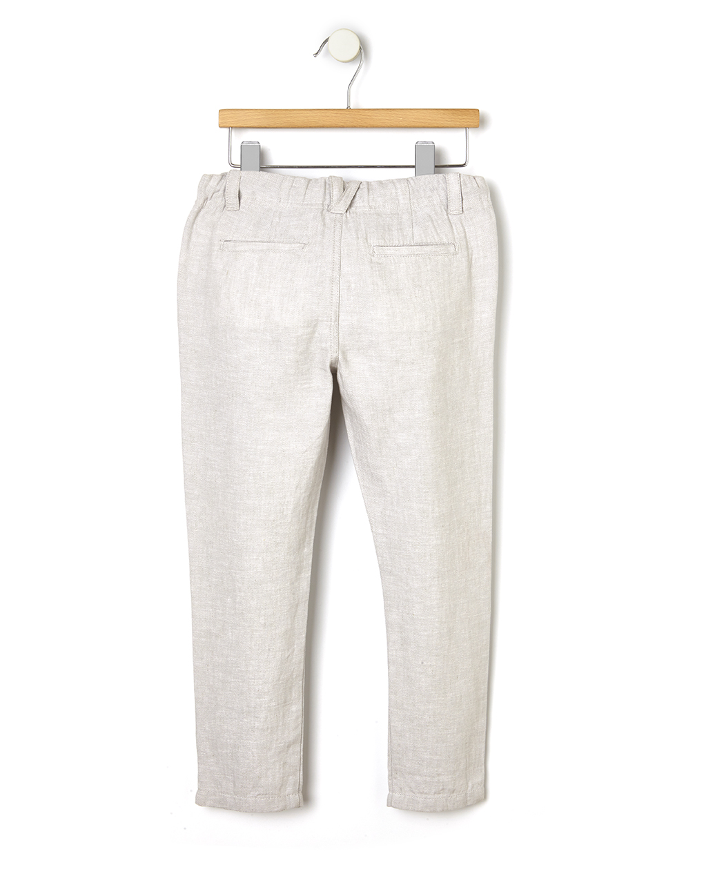 Pantalone elegante in lino - Prénatal