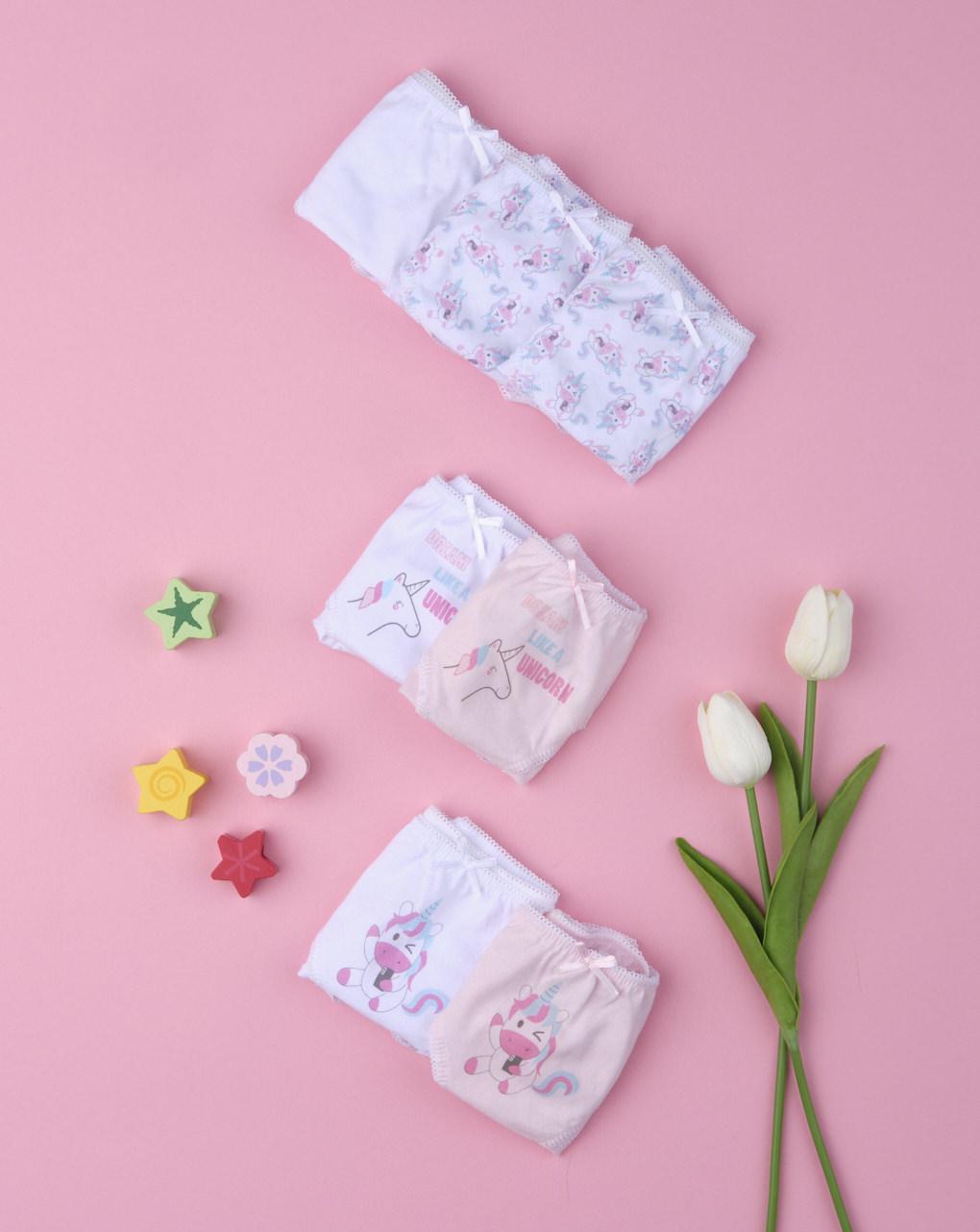 "Pack 7 slip da bimba ""unicorno"" - Prénatal, Prenatal 2"