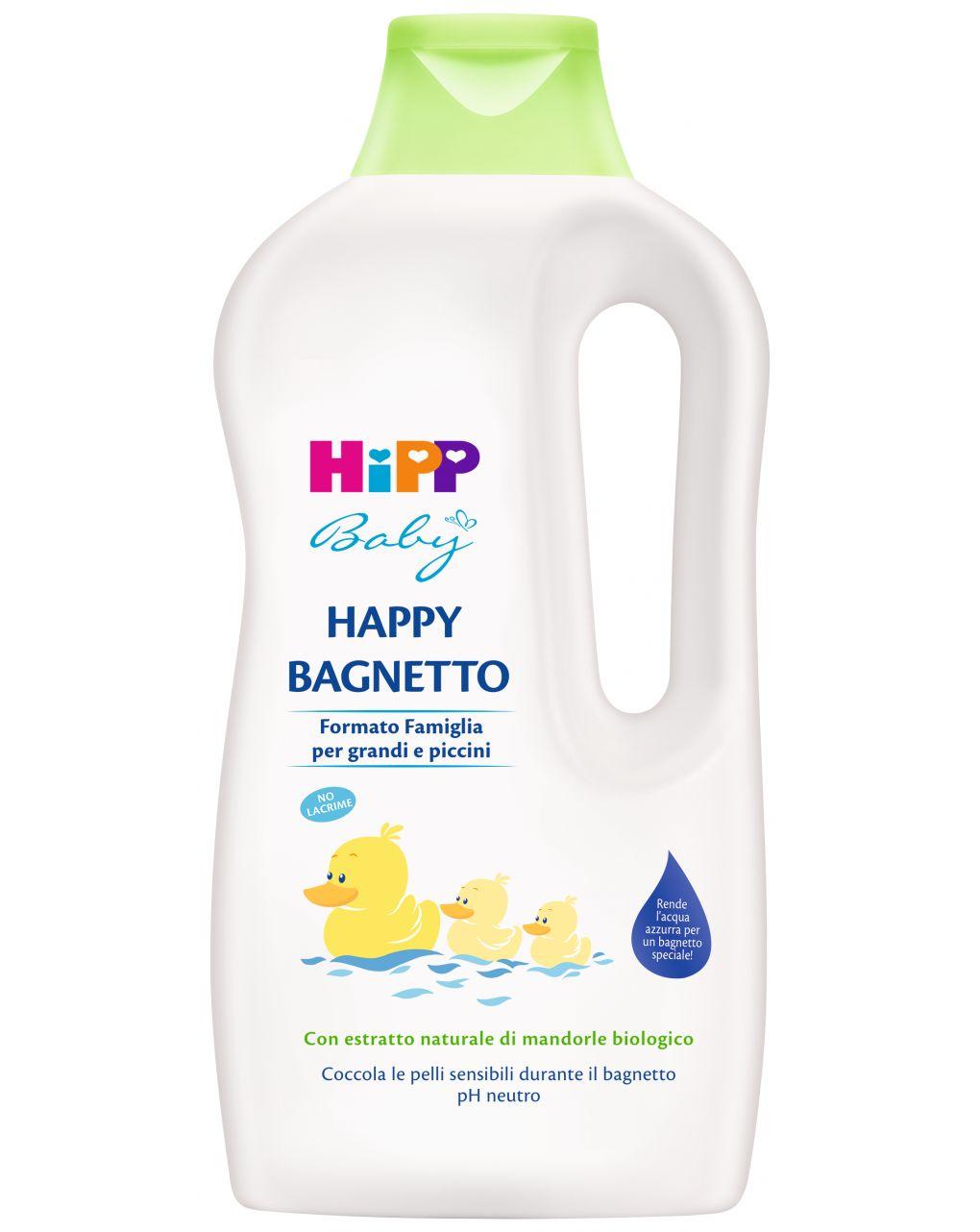 Happy bagnetto formato famiglia 1000 ml - Hipp Baby