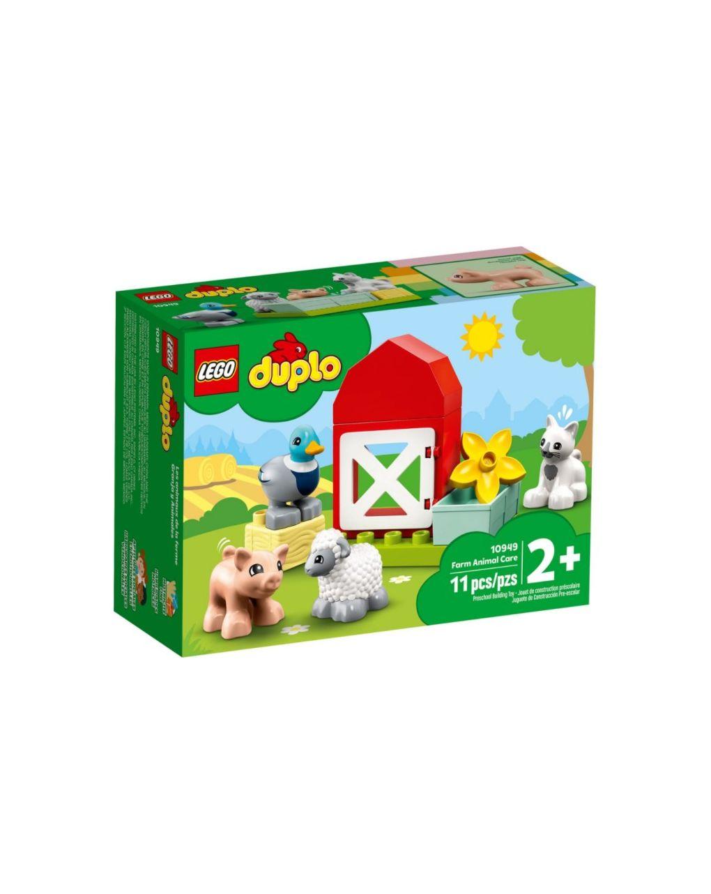 Lego duplo - animali della fattoria - LEGO Duplo