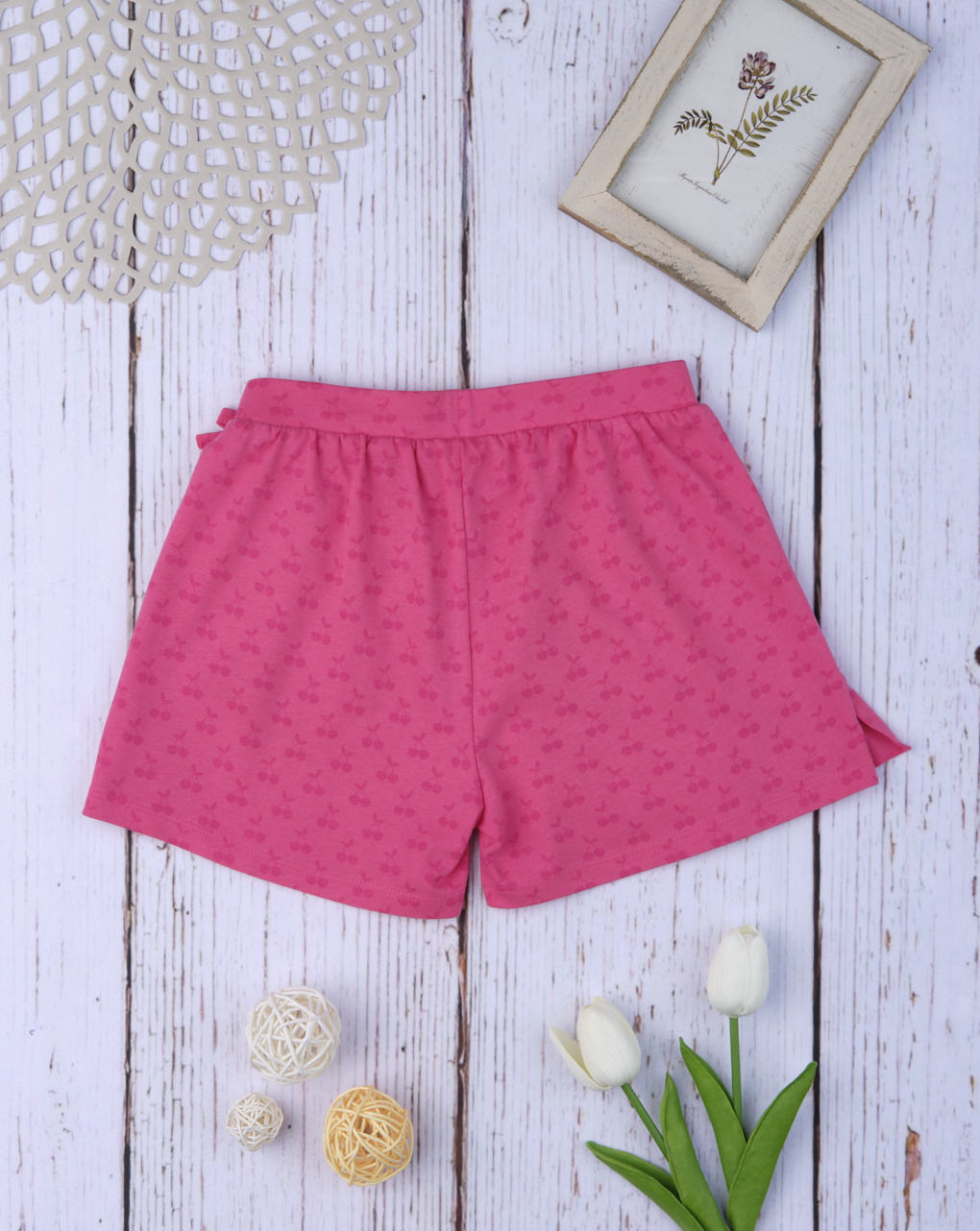 Shorts finta gonna pink - Prénatal