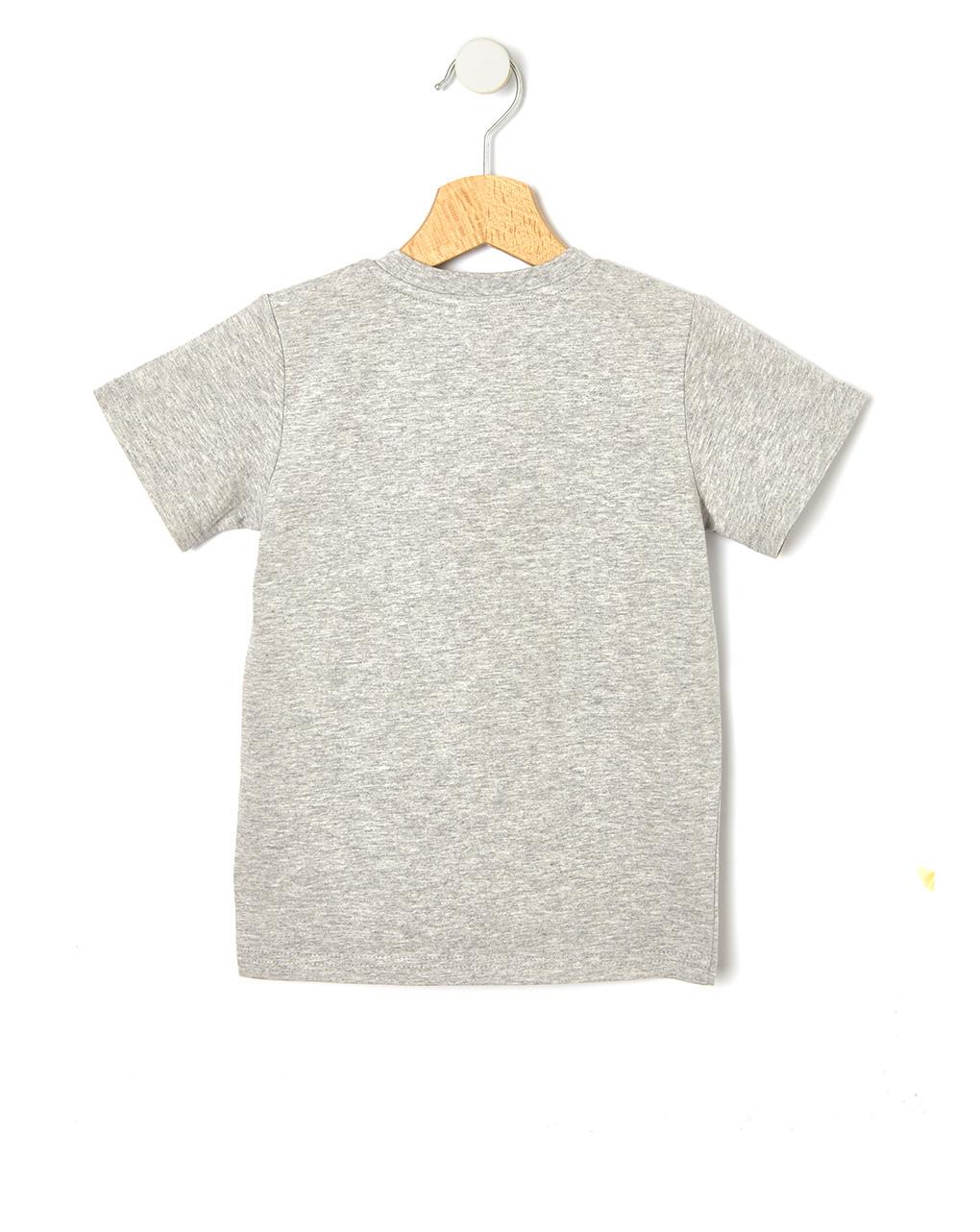 T-shirt mezza manica con stampa avengers - Prénatal
