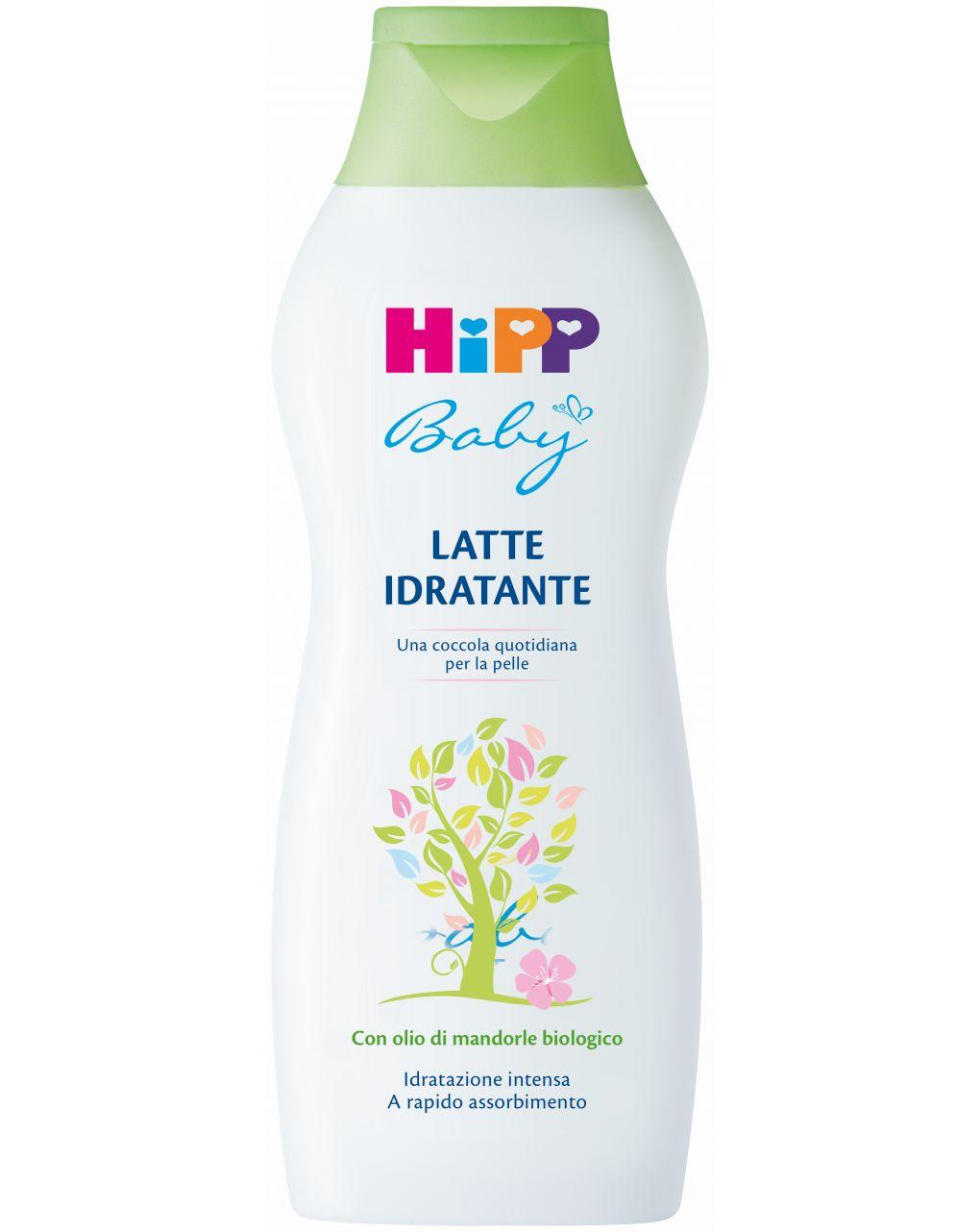 Latte idratante 350 ml - Hipp