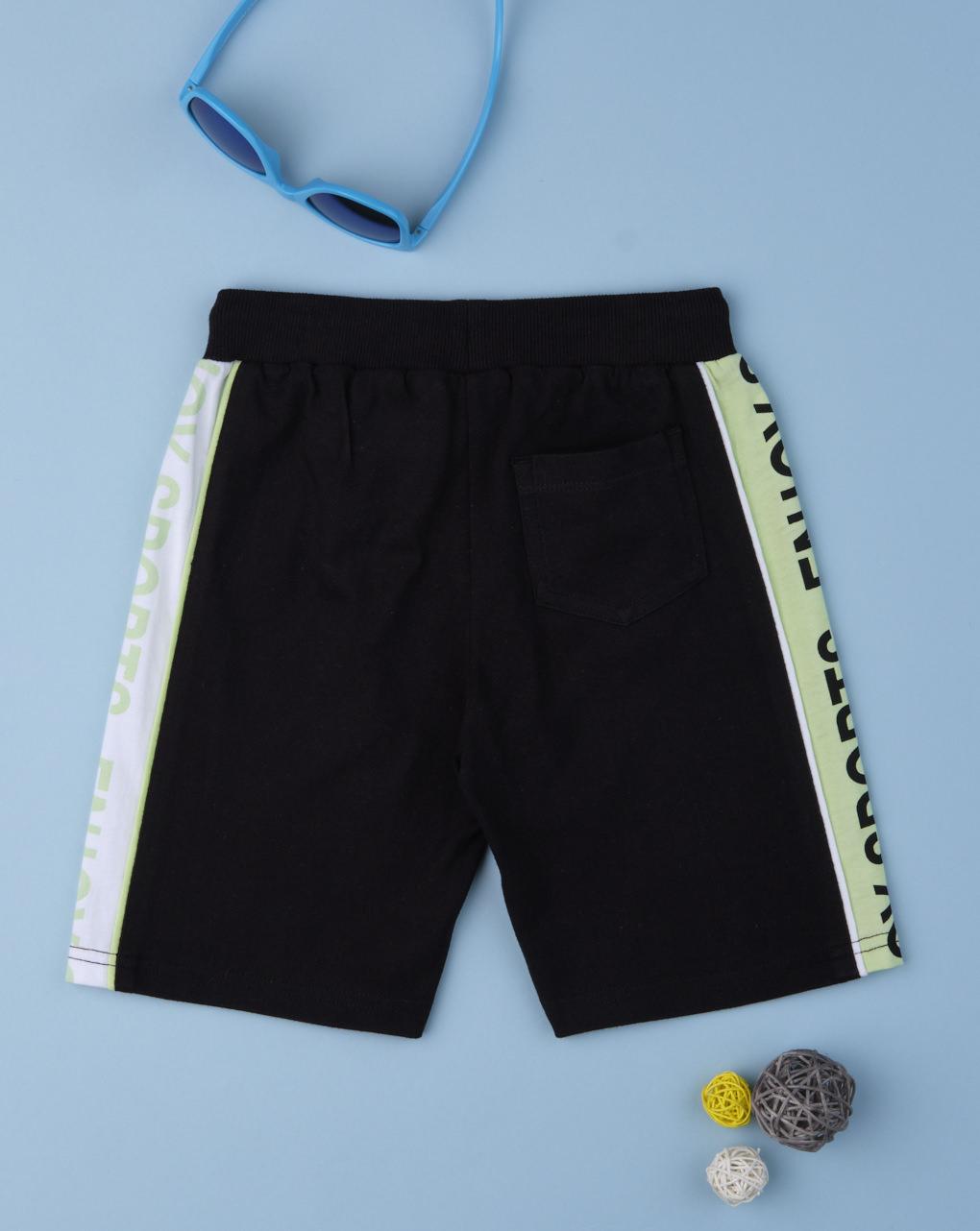 """Shorts boy """"of sports enjoy"""" - Prénatal"""