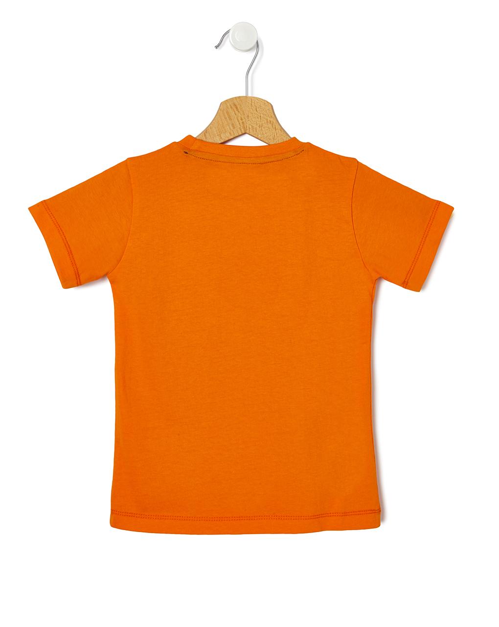 T-shirt stampa granchio - Prénatal
