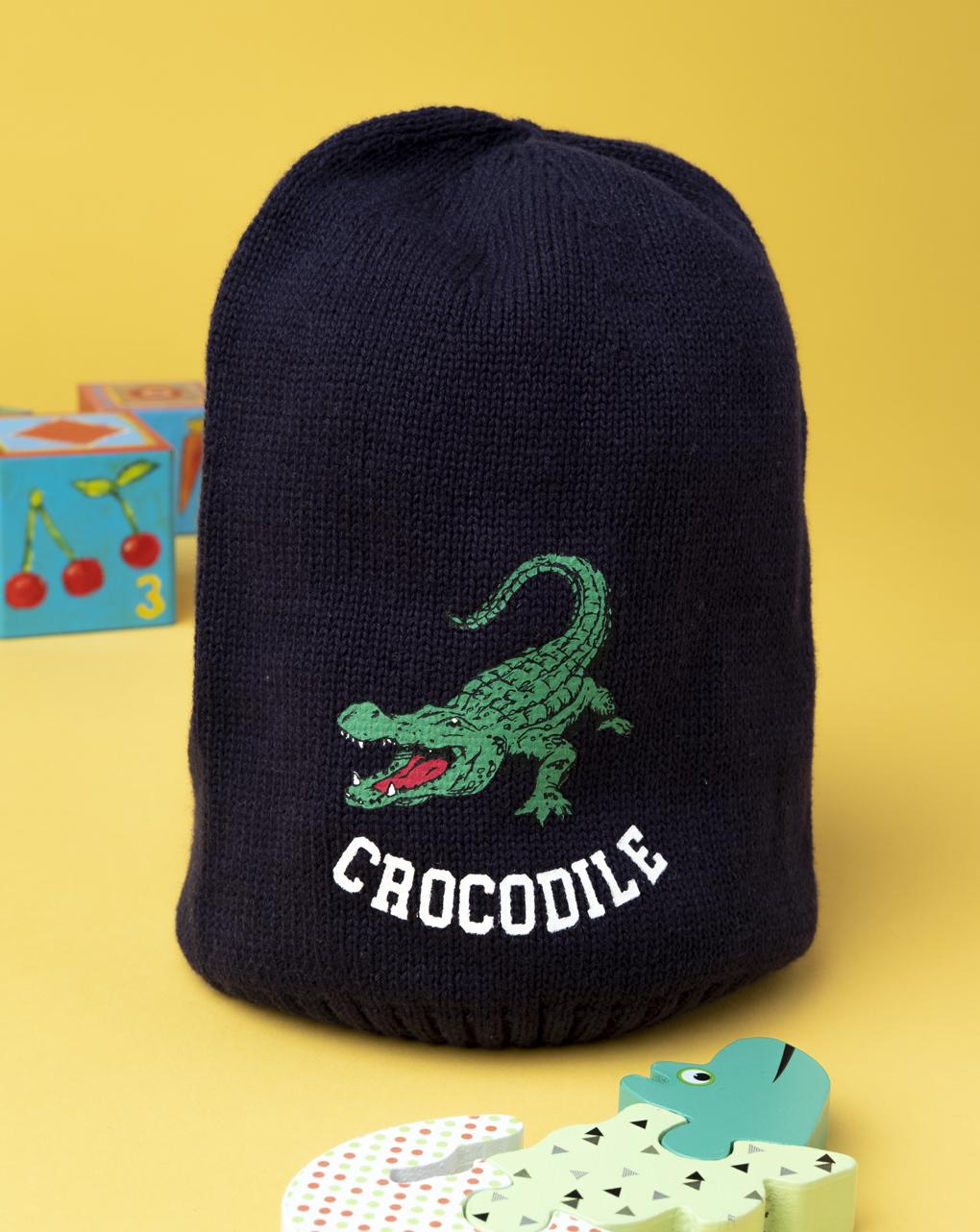 "Cappello boy ""crocodile"" - Prénatal"