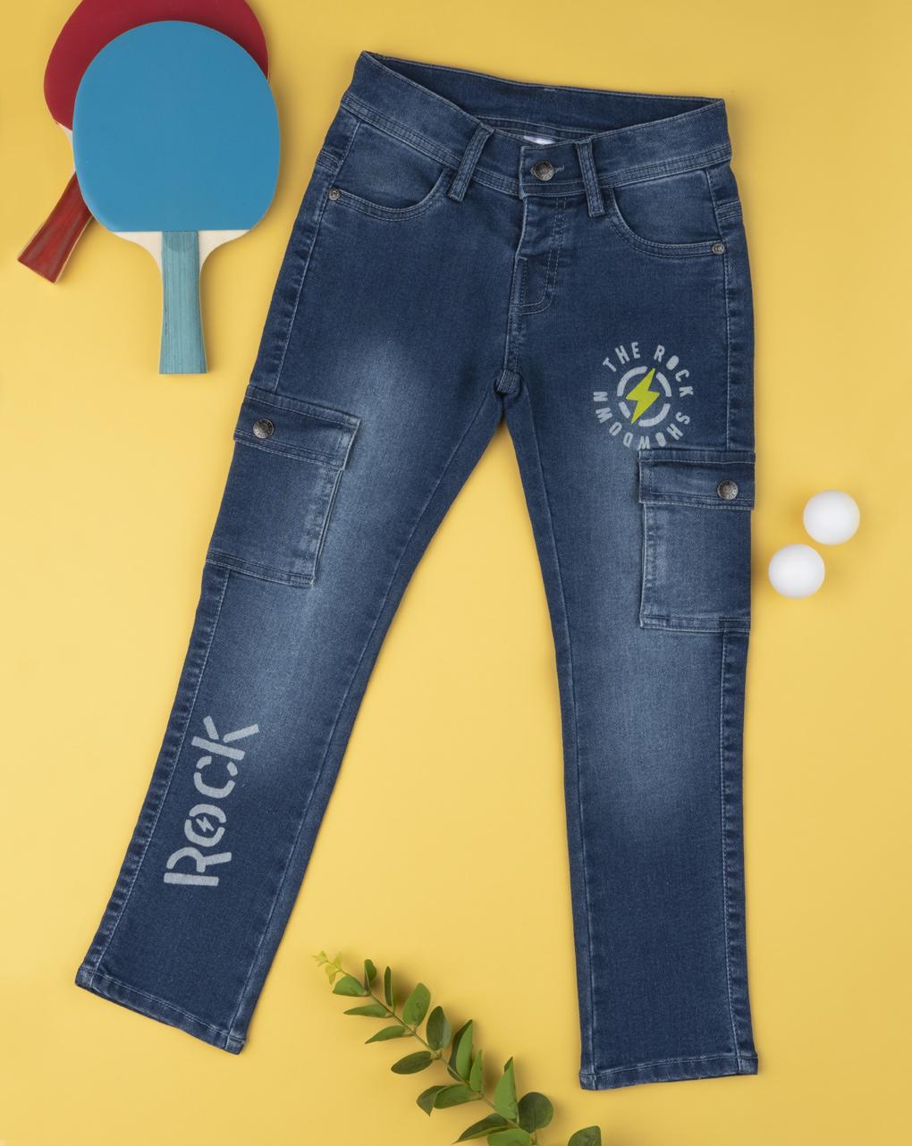 "Pantalone jeans ""rock"" - Prénatal"