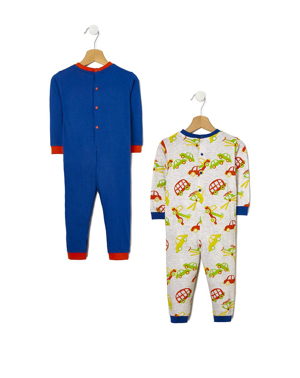 Pack 2 pigiamoni auto - Prénatal