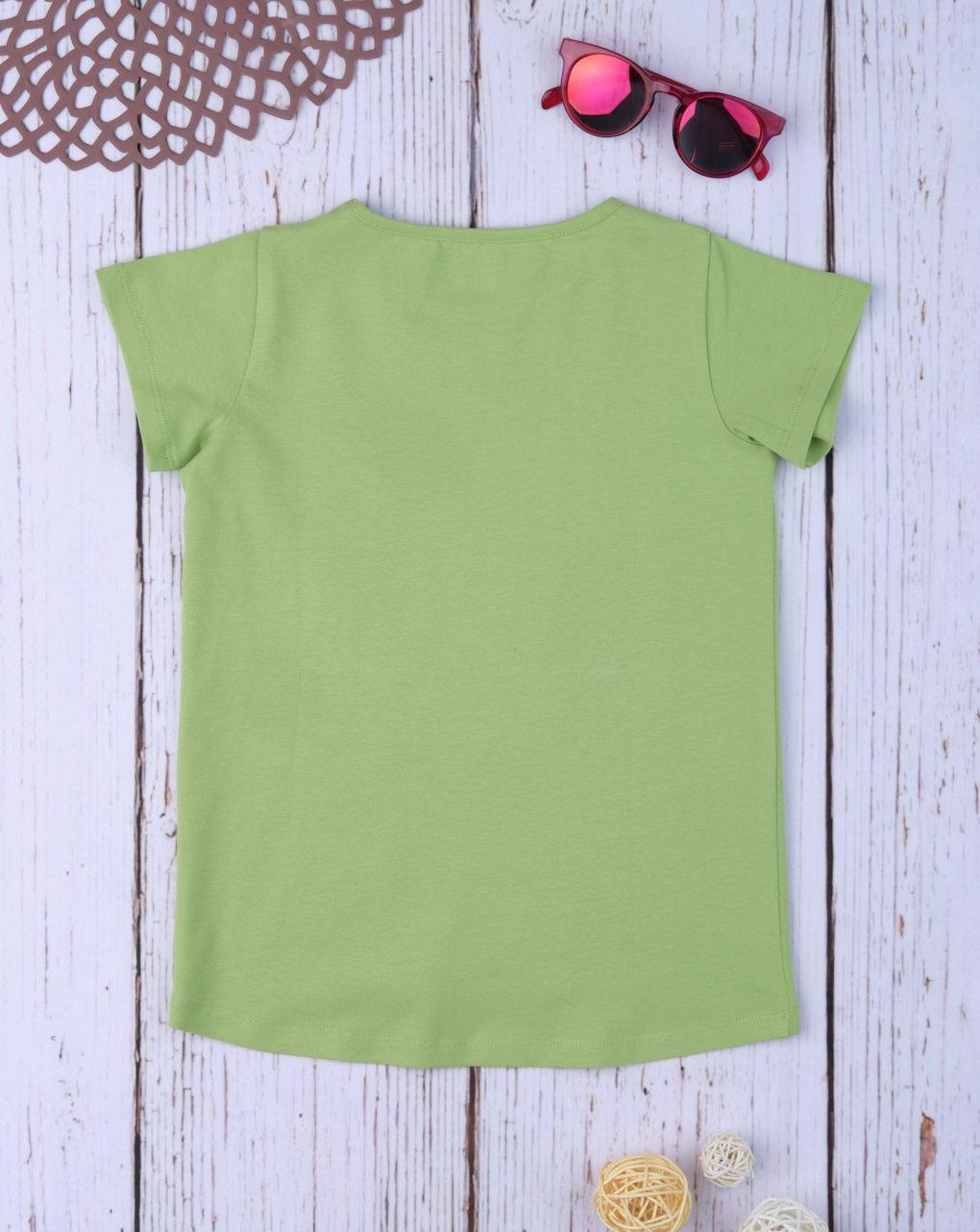 "T-shirt paillettes reversibili ""fun in the sun"" - Prénatal"