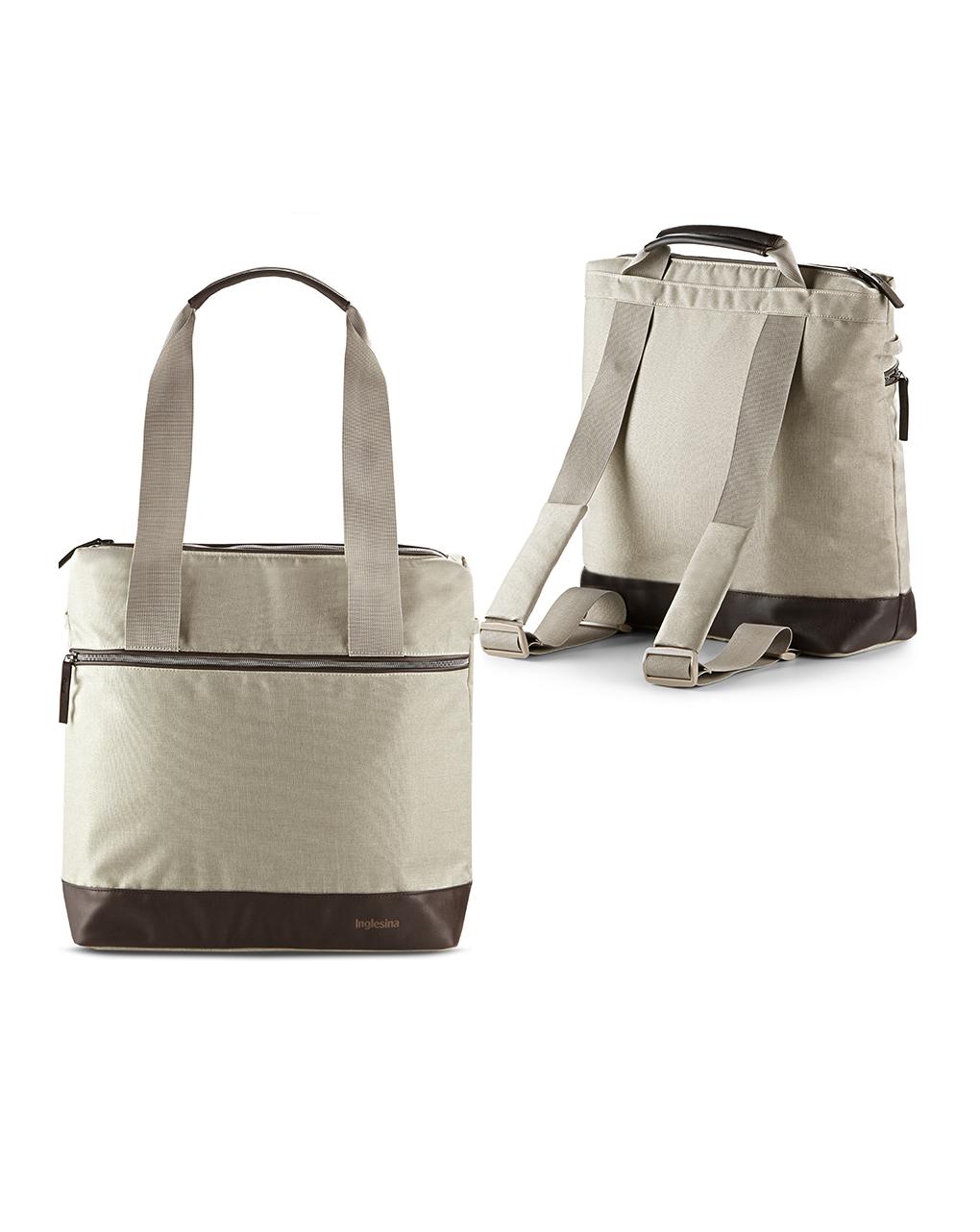Inglesina aptica back bag, cashmere beige - Inglesina