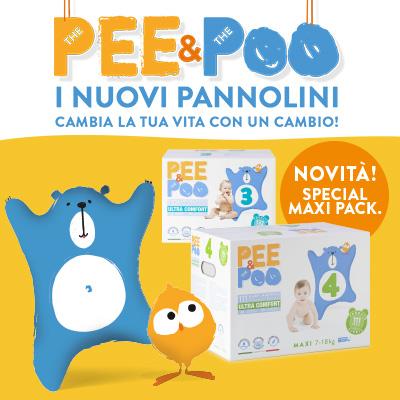 The Pee and The Poo: un mondo di novità al tuo servizio!
