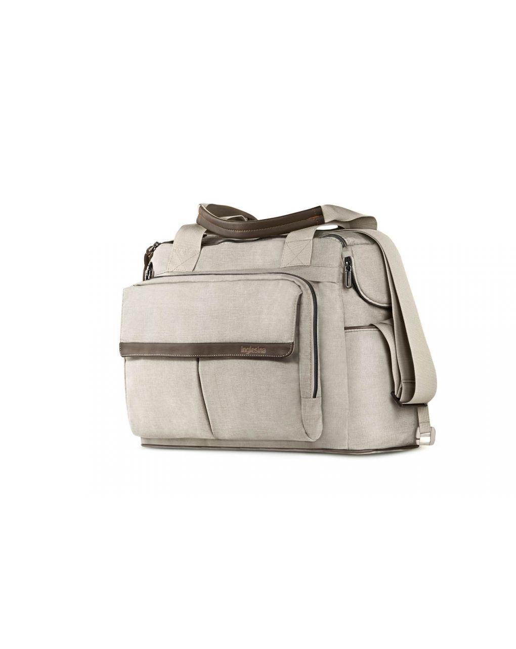 Inglesina aptica dual bag, cashmere beige - Inglesina