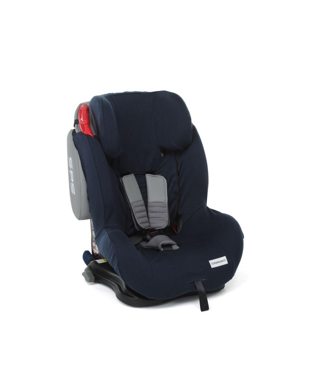 Cover blue in  tencel™ lyocell per seggiolino car&go/car&go fix - Foppapedretti