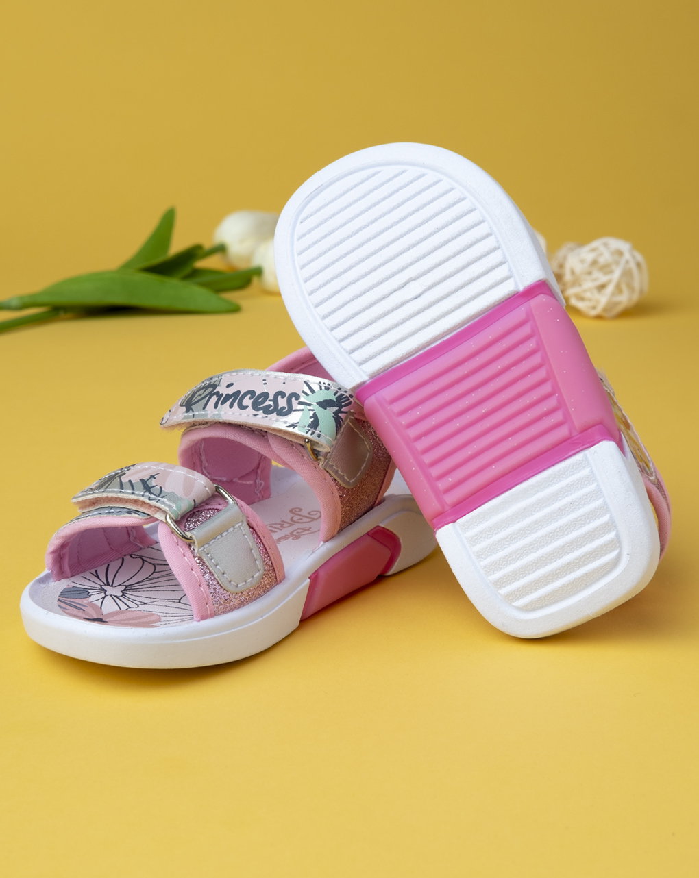 "Sandalo girl ""principesse"" - Disney"
