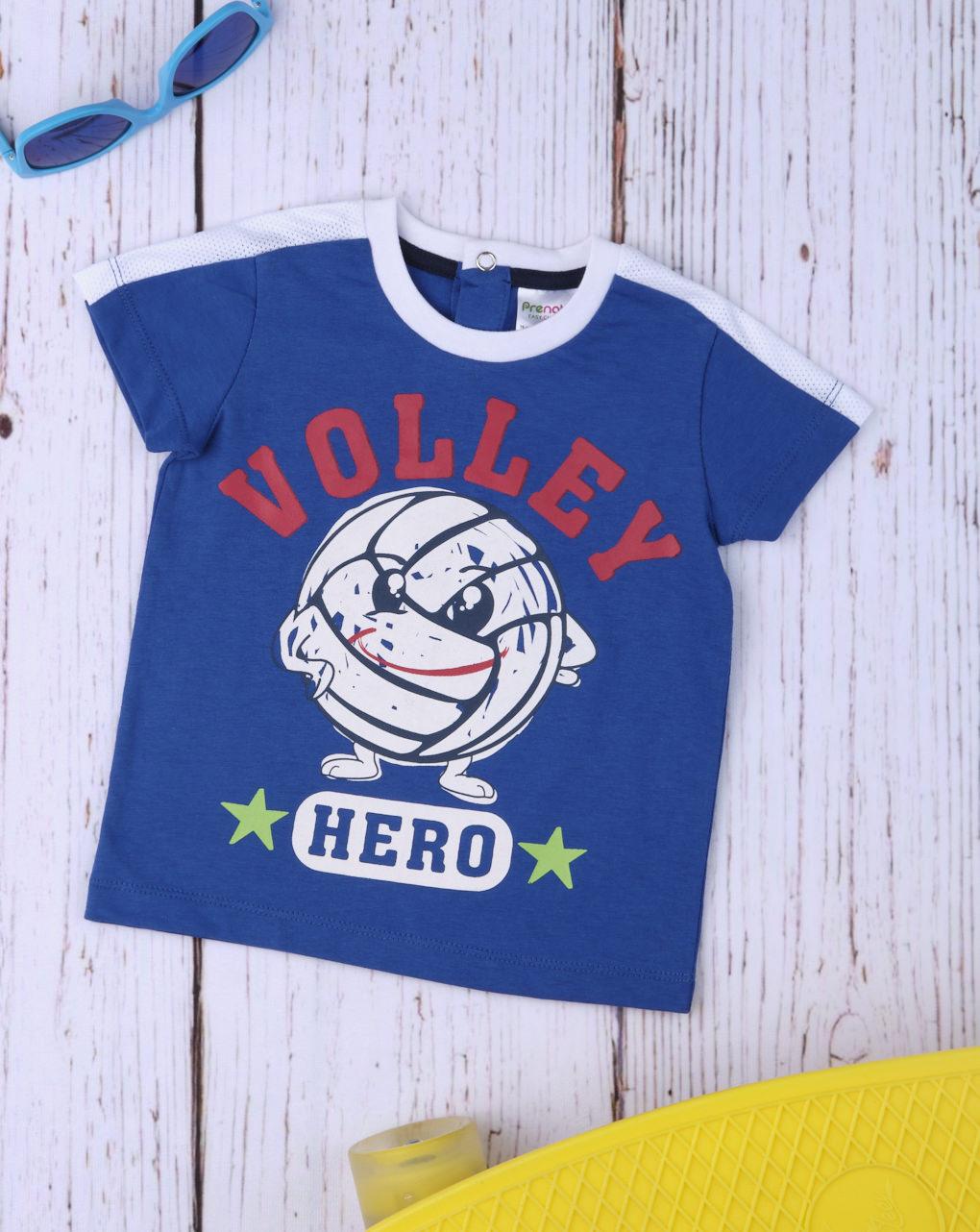 """T-shirt boy """"volley hero"""" - Prénatal"""