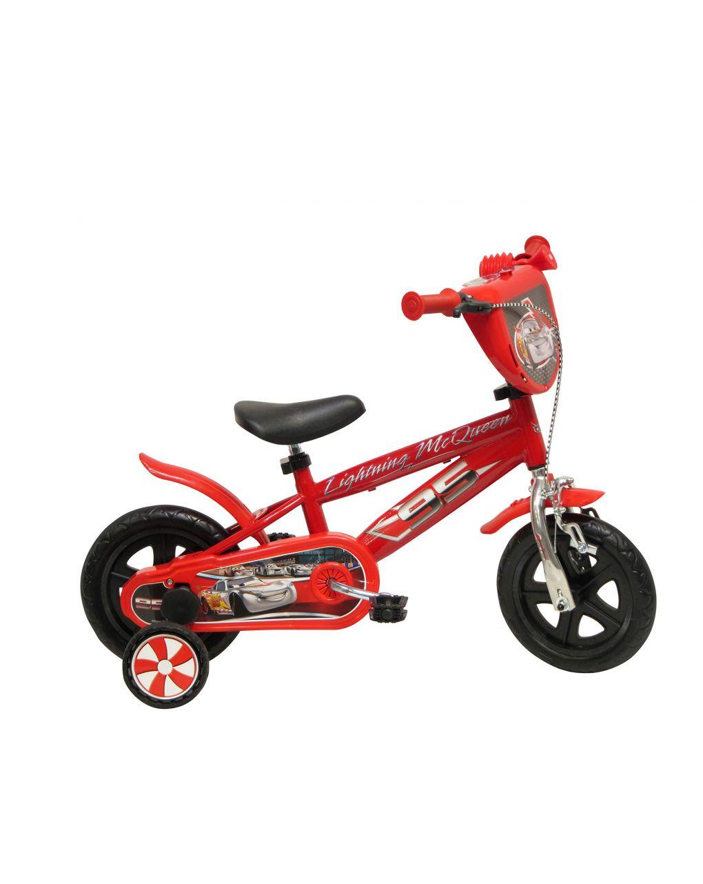 """Bicicletta 12"""" cars 3 - deluxe - età 3/5 anni - Mondo"""