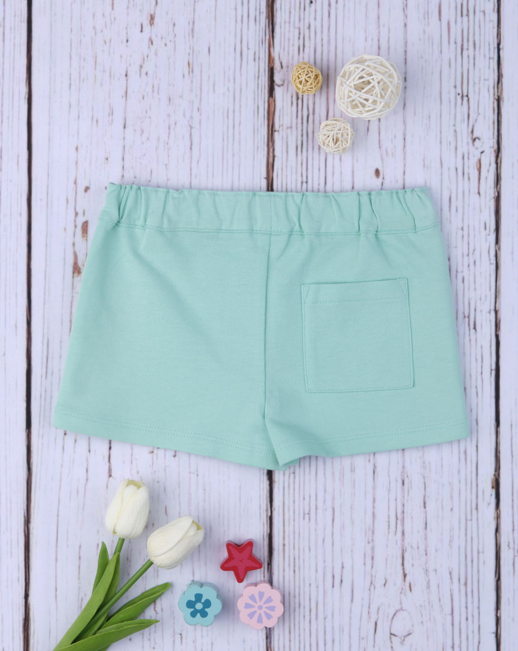 Shorts simil gonna acqua - Prénatal
