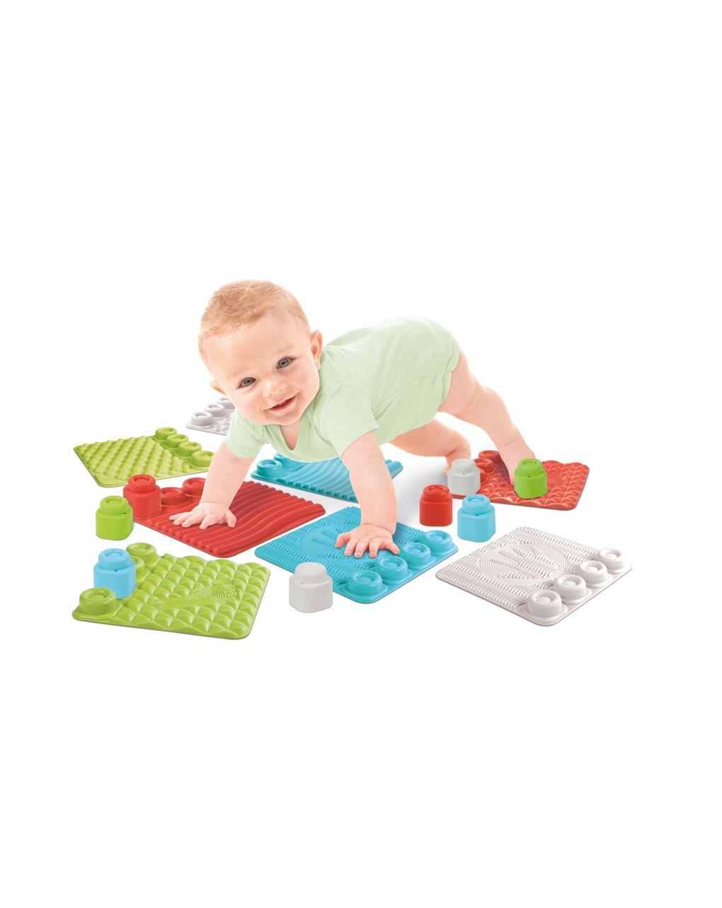 Clemmy - tappeto tocca, gattona, gioca - Clementoni