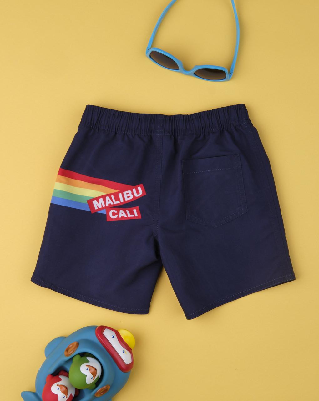 Costume boxer bimbo multicolor - Prénatal