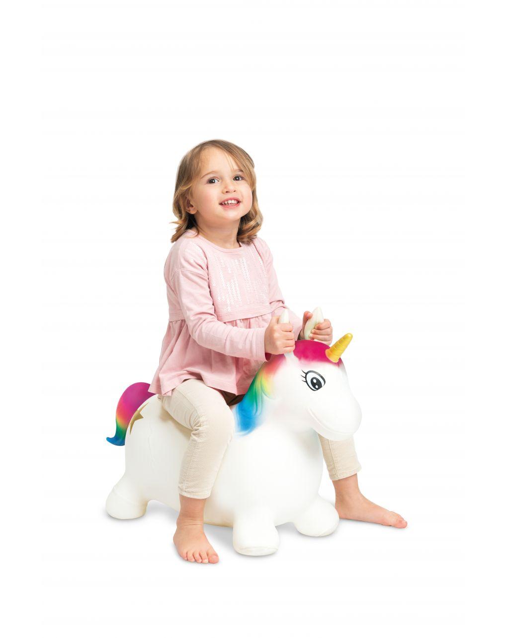Mondo - ride on unicorn - Mondo