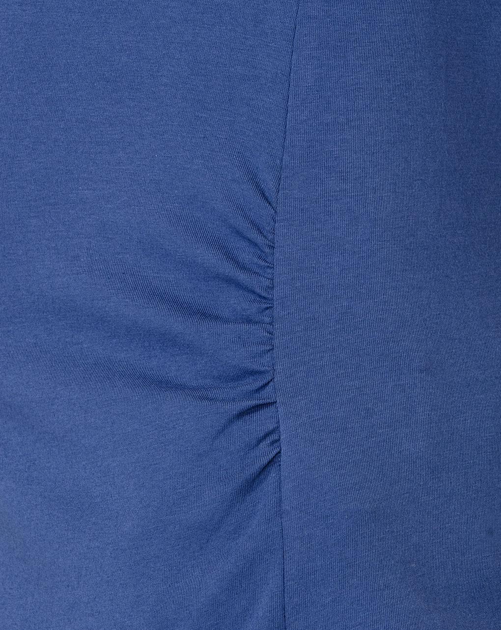 T-shirt allattamento blu - Prénatal