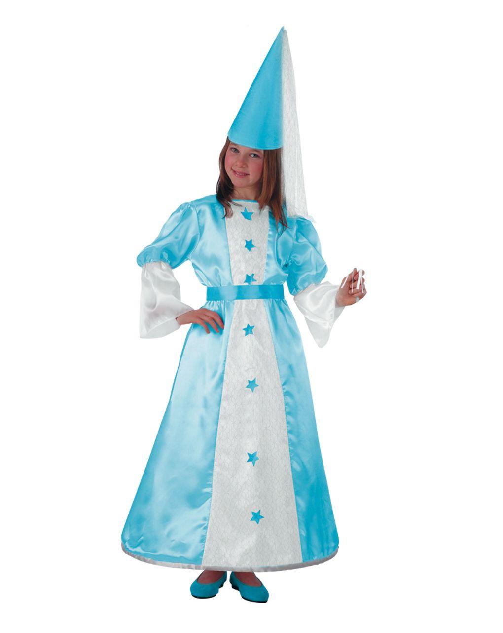 Costume fatina azzurra (24 mesi/4 anni) - Carnival Toys