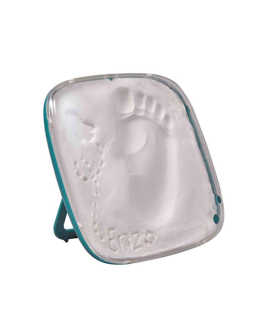 Baby art hello baby - kit impronta neonato, calco in gesso per mani e piedi - Baby Art