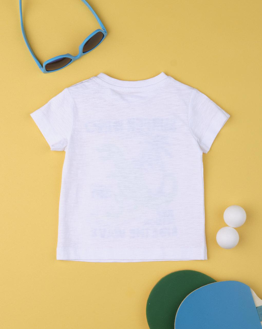 "T-shirt boy ""surfer dino"" - Prénatal"