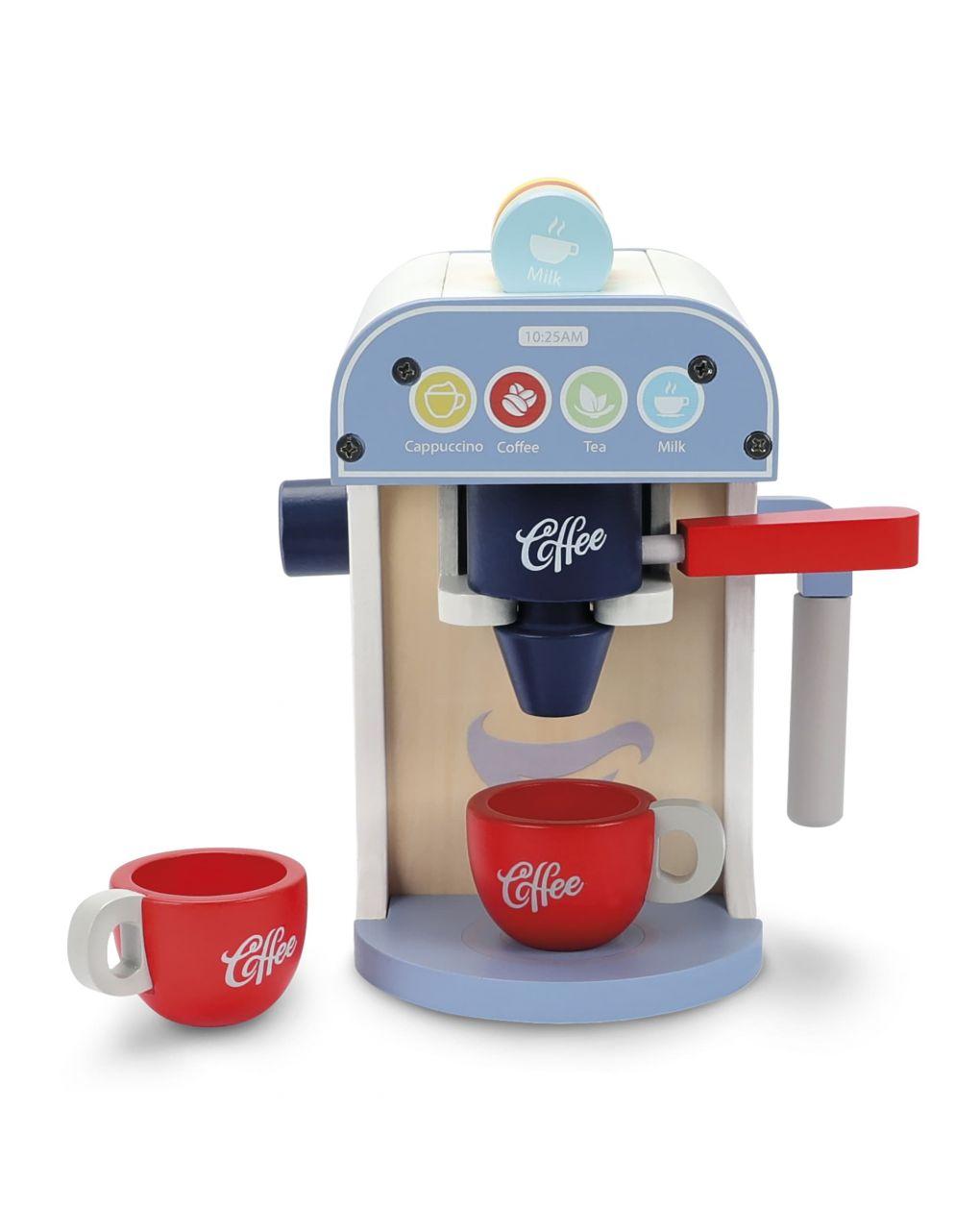 Wood'n'play - macchina del caffe' - Wood'N'Play