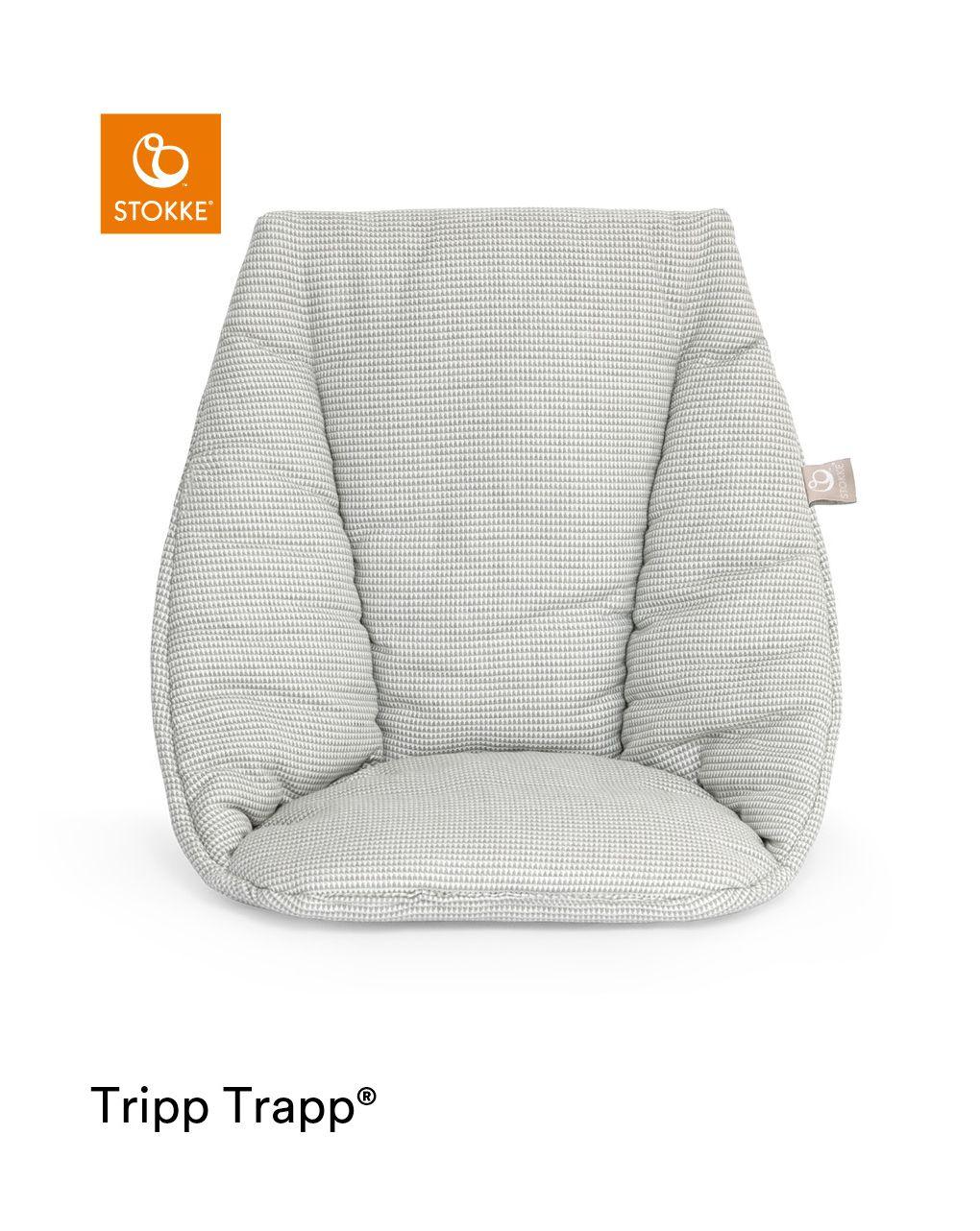 Tripp trapp® baby cushion aggiungi morbidezza, sostegno e comodità a tripp trapp® baby set - Stokke