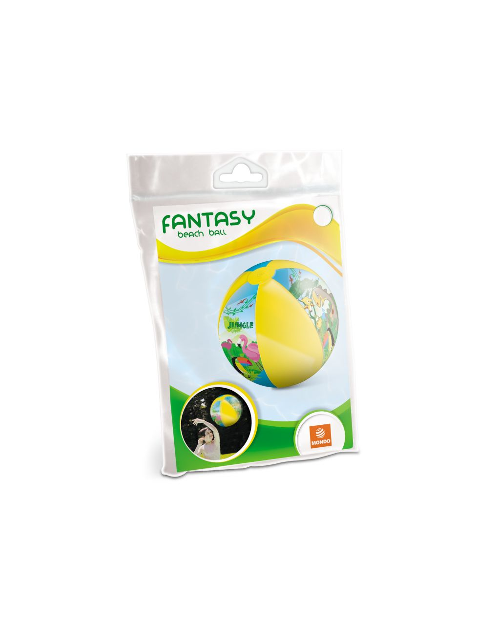 Mondo - fantasy palla gonfiabile d.50 cm - Mondo