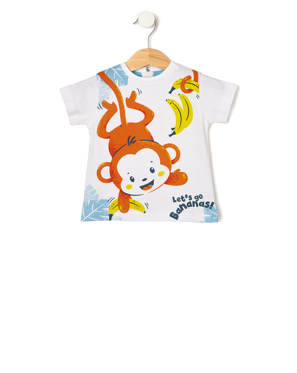 T-shirt stampa scimmia - Prénatal