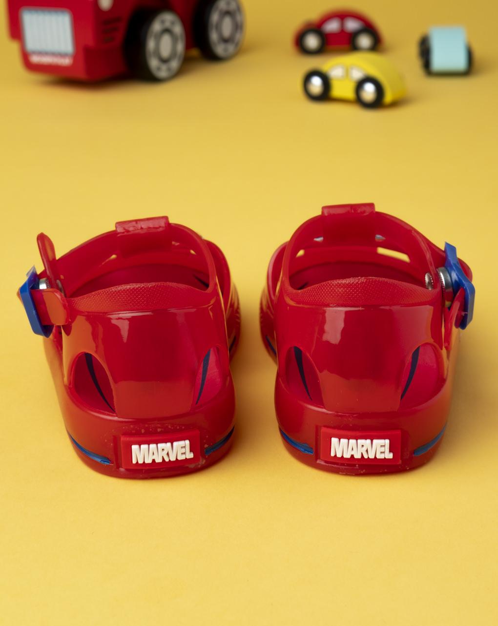 "Sandalo boy ""spiderman"" - Marvel"